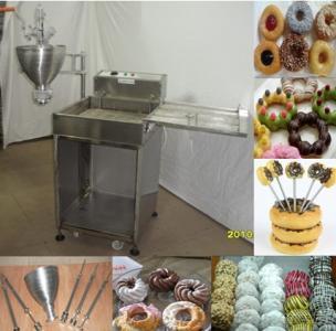Manual Type Donut Machine