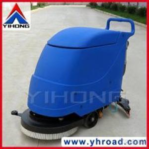 Floor Scrubbing Equipment