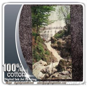 2015 Hot Sales Digital Printing Beach Towel