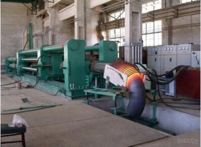 Large Radius Hydraulic Hot Forming Elbow Machine