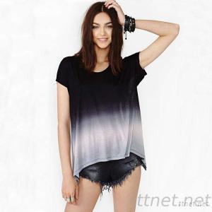 Fashion Women Cotton T Shirt Wholesales
