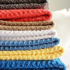 Microfibr Waffle Towel, Microfibr Pineapple Golf Towel