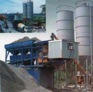 Con-Top Mobile Concrete Batching Plant