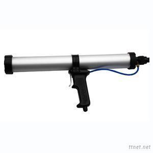 Air or Pneumatic Sausage Caulking Gun