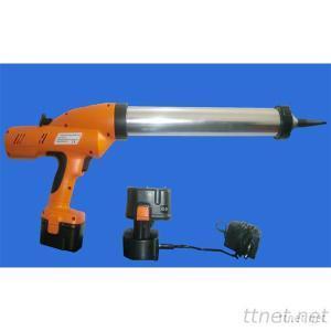 CE Certificated RoHS Ge Test Battery Caulking Gun, Electric Silicone Gun, Cordless Caulk Gun