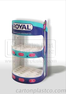 Advertising Counter-Top Stand, Promotional Counter-Top Stand