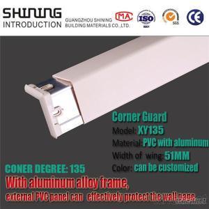 PVC & Aluminum Corner Guards