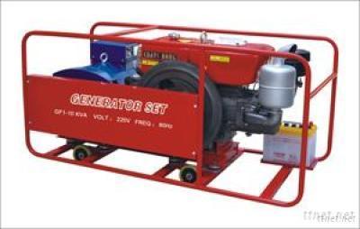 10kw Changchai diesel generator set