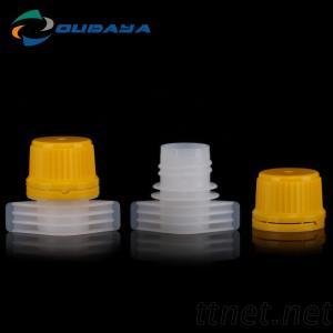 Cheap Price Plastic PE Screw Cap Spout Cap For Pouches