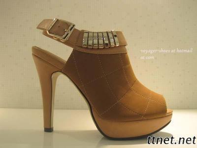 Bronze Beautifull  Women Dress Shoes