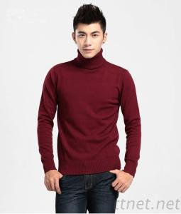 Men Sweater Wool Pullovers Sweater Customed jumper