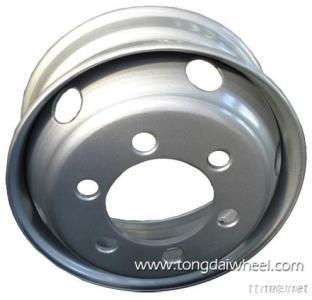 17.5X6.00 Tubeless Steel Wheel For Truck, Trailer