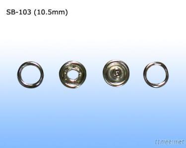 Prong Snap ButtonSB-103