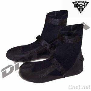 Diving Equipment Anti-Stratch Vulcunized Scuba Diving Shoes