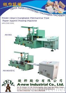 Paper Napkin Production Line