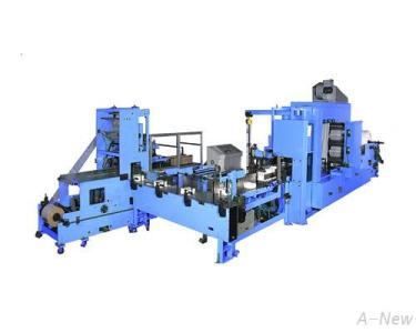 Auto Porduction Line for Napkin Paper Making Machine(AN-34212+AN-84050)