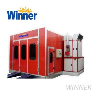 W-3200C Electric Heater Car Spray Booth Auto Drying Baking Oven
