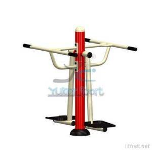Outdoor Fitness Thai Chi Wheels
