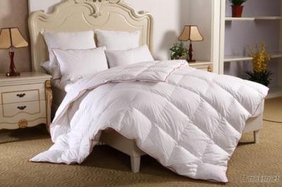 White Goose Down Comforter
