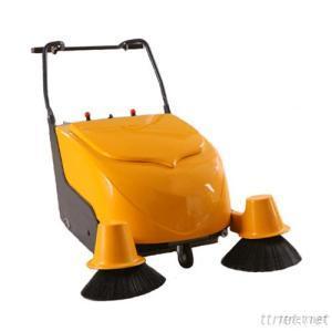 Walk Behind Vacuum Sweepers