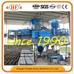 Thermal Insulation Cement Foam Block Production Line