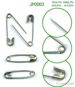 Safety Pins, Pin, Safety Catch, Copper, Iron, Stainless Steel