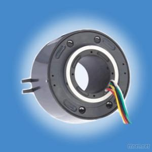 Slip Rings With Through Bore