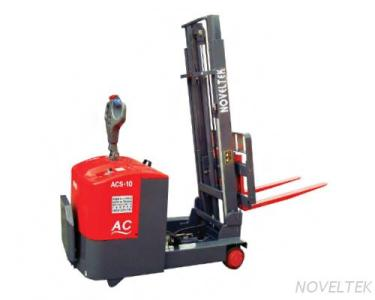 Acs-08/10/12/15 AC + EPS Advanced Counterbalanced Walkie Stacker (AC System) (800Kg / 1.0Ton / 1.2 Tons / 1.5Tons)