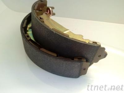 R90 TS16949 LINK ISO Certificate Brake Shoe Pad For Cars