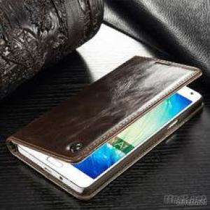 Slim Flip Leather Wallet Case, Mobile Phone Case Card Holder Wallet For Samsung Galaxy A3