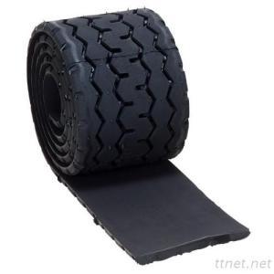 rubber Precure Tread Tire A3