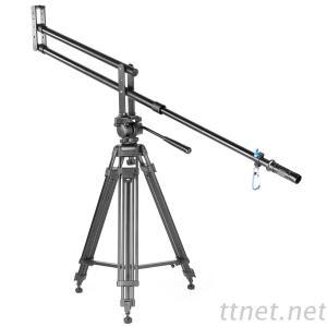 YELANGU Filming Equipment Aluminum Video Camera Crane Jib For DSLR Cameras