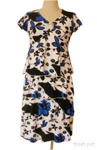 Women 100% Rayon Dress