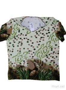 Women 100% Cotton T-Shirts