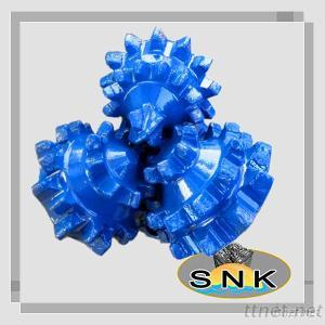 Steel Tooth Tricone Drill Bit for Water Well Drilling