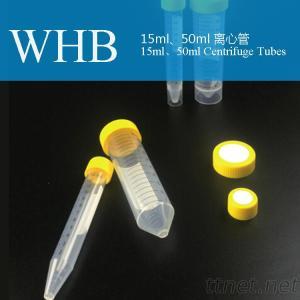 15ml & 50ml Round / Conical Bottom Centrifuge Tube