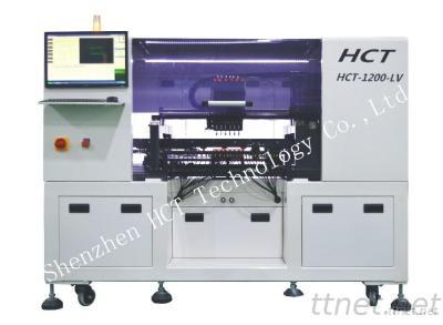 HCT-1200-LV Full Automatic Pick And Place Machine for LED PCB SMT Assembly