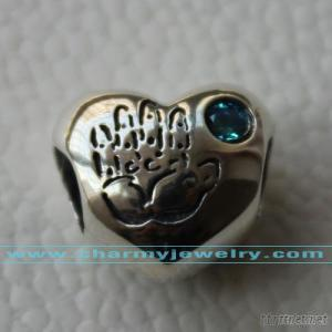 S925 Silver Charm