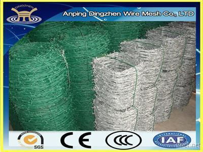 Used Barbed Wire Price Per Roll / High Quality Barbed Wire For Sale / Cheap Barbed Wire Supplier