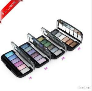 Pearly 6 Colors Eyeshadow Palette
