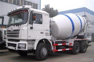 Concrete Mixing Truck / Cement Mixer Truck