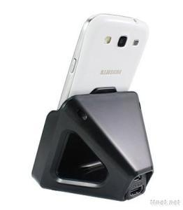 HDMI Dual Cradle Charger for Samsung Galaxy S3 i9300