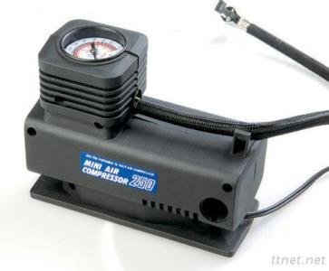 250Psi Car Tire Compressor/Pump/Inflator
