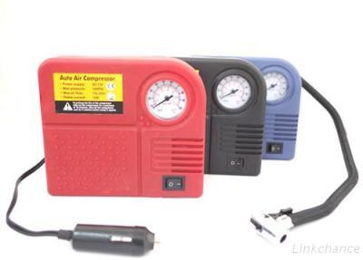 Mini Portable Air Compressor, Pump, Car Tire Inflator