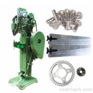 RM-J12S Solid Rivets Automatic Riveting Machine for Fan Blade
