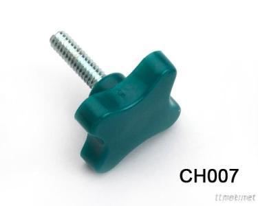Plastic Capped Screws