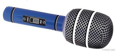 Inflatable Promotional Microphone