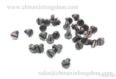 2.0Mm Length Small Titanium Screw