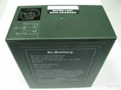 Military Nickel Cadmium Battery Pack