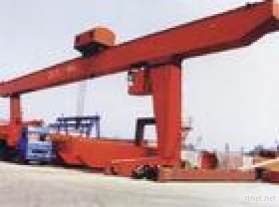 MC Type Electromagnetic Gantry Crane